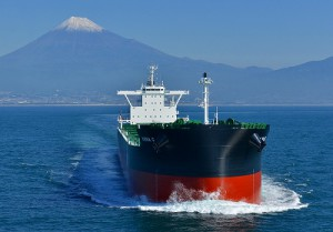 JMU、LXナビケーション社向け次世代省エネ船を引き渡し