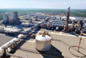 川崎重工と双日、トルクメニスタンで受注プラント完工