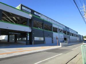 鴻池運輸、愛知県大府市に大型物流拠点開設