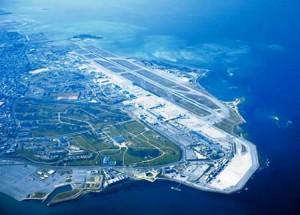 ▲沖縄機内食工場の計画地(出所:ロイヤルホールディングス)