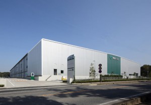 プロロジス、茨城県常総市で新物流施設竣工、日通が利用