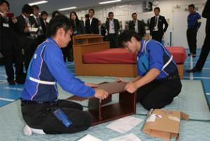 SGムービングが品質選手権開催、引越技術競い合う