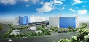 三井倉庫HD、中国・上海で4.4万m2の3温度帯拠点稼働