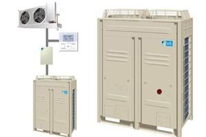 ダイキン工業、業務用冷凍冷蔵ユニット21機種をモデルチェンジ