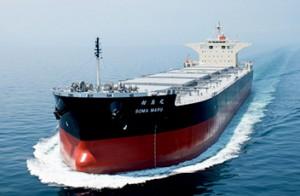商船三井、東北電力向け石炭船がバルクシップ・オブ・ザ・イヤー