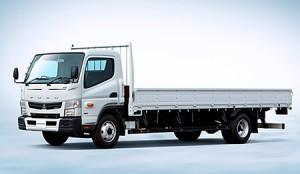 三菱ふそう、中型並みの積載容積持つ新型キャンターEX発売