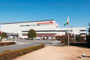 ▲東京多摩工場(出所:森永乳業)