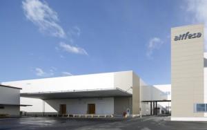 アルフレッサF、岡山で新配送拠点の稼働を開始