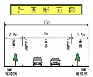 所沢街道の交通円滑化へ西東京市で道路整備着手