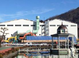 古河電工、大雪被害の工場で一貫生産再開