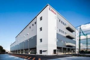 国分、東京・板橋に三温度帯の大型センター開設