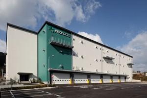 プロロジス、福岡県久山町で新物流施設竣工