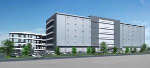 GLP、神奈川県内陸に新物流施設、16年6月竣工
