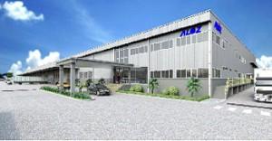 日通商事、インドネシア・ミトラカラワン工業団地に新物流拠点
