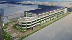 アシックス物流、神戸市北区で新物流施設を契約