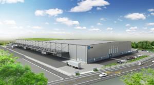 CRE、埼玉県で物流施設2件を新規開発