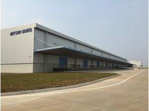 三井倉庫、インドネシアで新倉庫完成