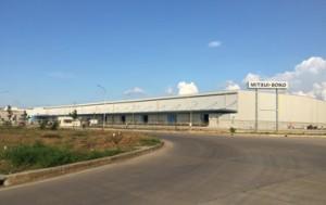 三井倉庫、インドネシアで新倉庫完成01