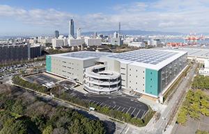 プロロジス、大阪南港の施設で爽快ドラッグと契約