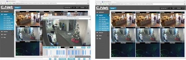シーネット、物流倉庫向け映像監視サービスを開始