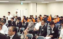 NTTロジスコ、改善報告会に25チーム参加