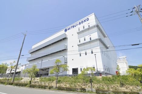 三井倉庫HD、神戸にヘルスケア専用物流拠点開設00