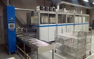 NTTロジスコ、平和島拠点で医療機器洗浄の提供開始