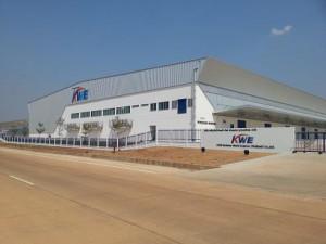 近鉄エクス、タイ東部で越境輸送対応の新倉庫稼働