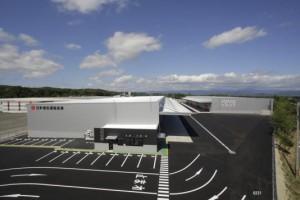 日本梱包運輸倉庫、岩手県花巻市で新倉庫竣工