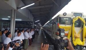 JR東海、3月に続き鉄道車両56両をミャンマーへ譲渡