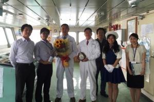 SITC、新造コンテナ船が名古屋・京浜港入港