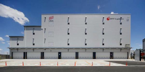 オリックス、枚方市でOTTロジ専用の物流施設を竣工