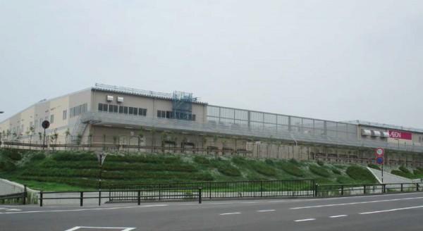 MV東海の新物流拠点竣工、静岡県の75店舗カバー