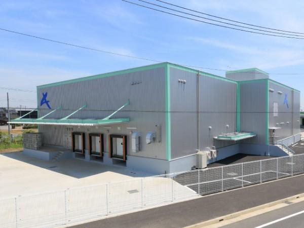 アレフ埼玉工場が稼働開始、配送時間20分短縮