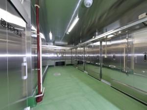 ▲ミート製品冷蔵庫
