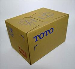 TOTOの包装資材、パッケージコンテスト最高位受賞