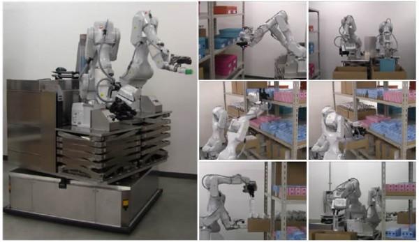 日立、物流向け自律移動型ロボットの制御技術開発