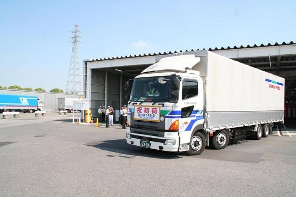 トヨタ輸送、九州向け部品輸送をトラックへシフト