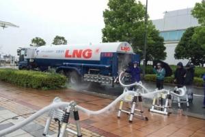 東京ガス、LNG燃料船向けにローリー車で燃料供給