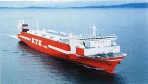 近海郵船、敦賀・苫小牧航路で3隻目の新造船就航