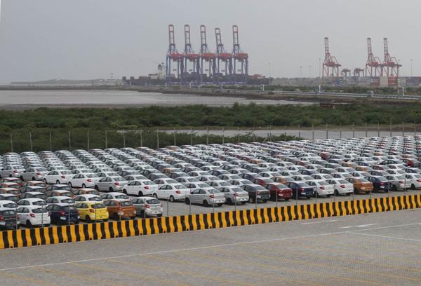 日本郵船、インドでフォードの構内物流受託