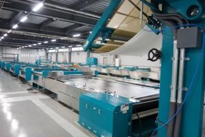 堀江織物、短納期化目指し新縫製工場開設