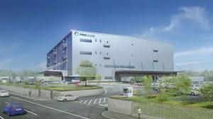 プロロジス、東西で既存顧客専用の物流施設を計画