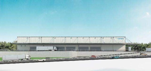 鴻池運輸、食品物流3拠点を相次ぎ新・増設
