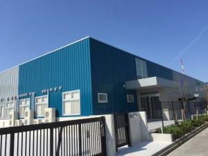 三田電気工業、神戸テクノ・ロジパークで新拠点竣工