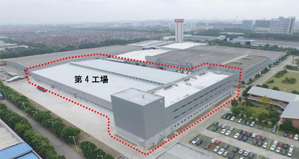 三菱電機、中国・上海で昇降機新工場が稼働