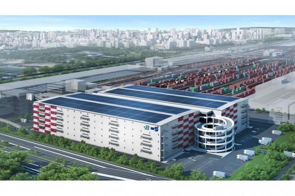 JR貨物、大型物流施設開発で三井不動産とタッグ