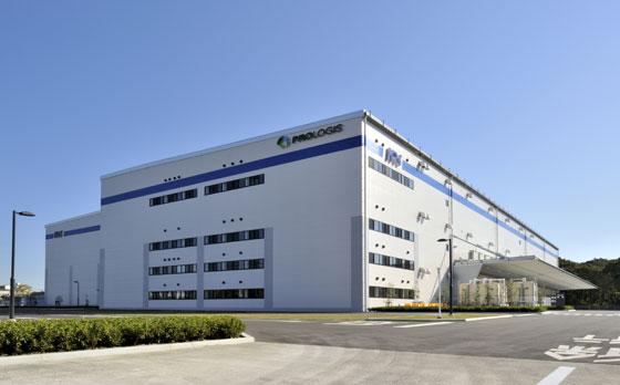 プロロジス、仙台でキユーソー専用の物流施設竣工