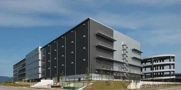 GLP、西宮市に11万m2の新物流施設完成