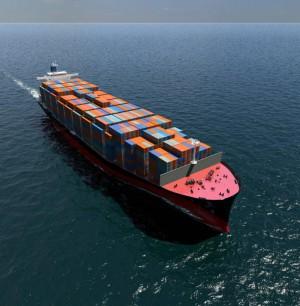 常石造船、中国で新船型2700個積みコンテナ船受注